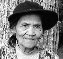 BIENVENIDA ARZAGA AGCAOILI  Obituary pic