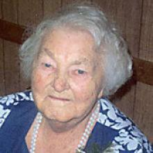 Obituary for ANNIE YARMIE
