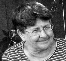 DONNA MCMANUS  Obituary pic