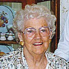 Obituary for EDITH WOOD