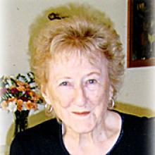 Obituary for MARGARET GEIGER