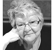 MYRNA (TERRI) ALICE EVANS  Obituary pic
