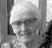RUTH BEATRICE ULLYOT-PIRT  Obituary pic