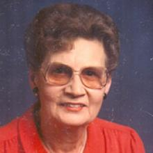 Obituary for HELEN HORNER