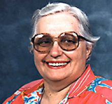 MARY LOGAN  Obituary pic