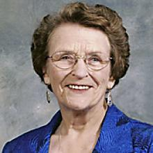 Obituary for EVA MCDONALD