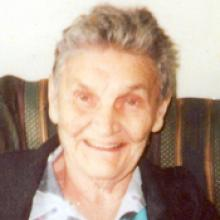 Obituary for MYRTLE HUNTER