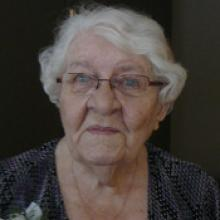 Obituary for WILLIAMENA DAVEY