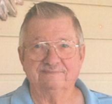 EDMUND  A'BEAR  Obituary pic