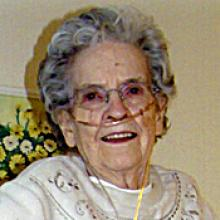 Obituary for CORA CLARK