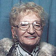 Obituary for IRENE RODD