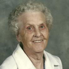 Obituary for ANNA TRAPP