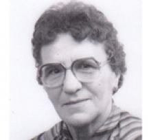 ANNA KOBAK  Obituary pic