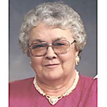 JULIETTE MARIE DESROCHERS  Obituary pic