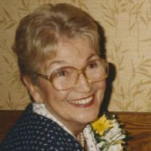 Obituary for DOREEN MACDONALD
