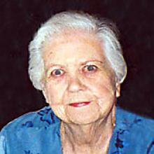 Obituary for MARGARET FORBES