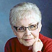 Obituary for CLAUDETTE LAVACK