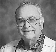 FRANK BAKER  Obituary pic