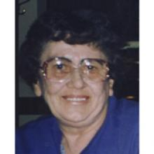 Obituary for MARGARET GESKE
