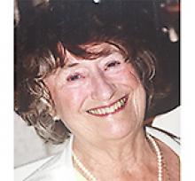 SYLVIA MAY MACDONALD  Obituary pic