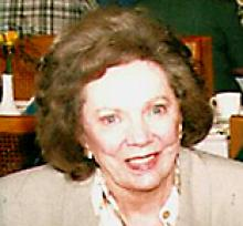 MARGARET AGNES MACMILLAN  Obituary pic