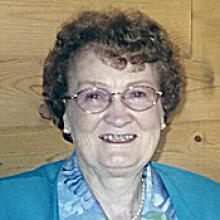 Obituary for DOROTHY SPENCER
