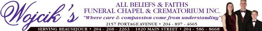 Wojcik's All Beliefs & Faiths Funeral Chapel (Portage Avenue)