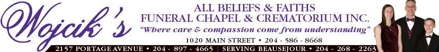 Wojcik's All Beliefs and Faiths Funeral Chapel  (Main Street)