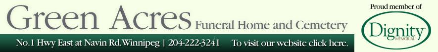Green Acres Funeral Chapel