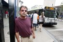 Retired bus ...