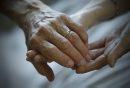 A caregiver ...