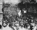 Winnipeg Strike. Riot. June 10, 1919. Photo by Lewis Benjamin Foote (1873-1957) collection. fparchive