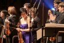 Violin soloist ...