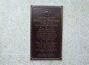 Titanic plaque ...