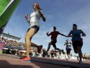 Half marathon ...