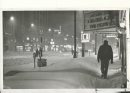Jack Ablett/Winnipeg Free Press Archives Winnipeg Blizzard (16) March 5, 1966 Winnipeggers Take Crisis In Stride ...on Winnipeg streets that looked Ilke THIS... fparchive