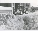 Gerry Cairns/Winnipeg Free Press Archives Winnipeg Blizzard (27) March 5, 1966 Carlton Street fparchive