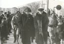 Winnipeg Free Press Archives World War II - If Day (1) February 19, 1944 Nazi Storm Troopers Demonstrate Invasion Tactics Under guard of Nazi troopers, Selkirk citizens are marched off to jail. fparchive