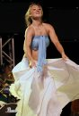 August 5, 2012 - 120805  -  A dancer performs at the Brazilian Pavilion  Sunday August 5, 2012.    John Woods / Winnipeg Free Press