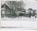 Winnipeg Free Press Archives St. James air crash Feb. 18 1957