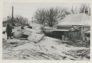 Winnipeg Free Press Archives St. James-air-crash Feb. 18. 1957 Mitchell Bomber