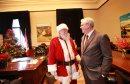 Santa and his ...