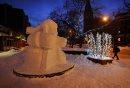 Stdup -snow ...