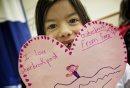 Sara Lewis, 6, ...