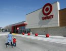Target store , ...