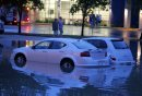 Flash flooding ...