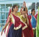 Indian dancers ...