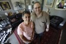 June 25, 2013 - 130625  -  Paula Parks and Arthur Blankstein are co-chairs for Keshet L'Dor V'Dor, 21st World Conference of GLBT Jews. Photographed in Blankstein's home Tuesday, June 25, 2013. John Woods / Winnipeg Free Press
