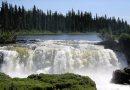 Pisew Falls, ...