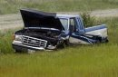 Pickup truck ...